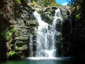 Waterfall Lagoa do Vento Photo www.madeiraarchipelago.com